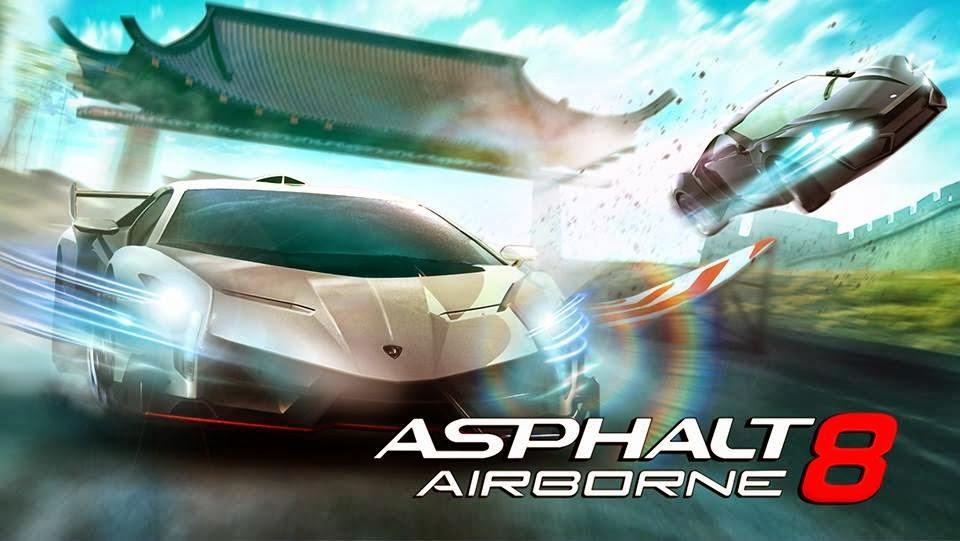 asphalt 8 airbourne
